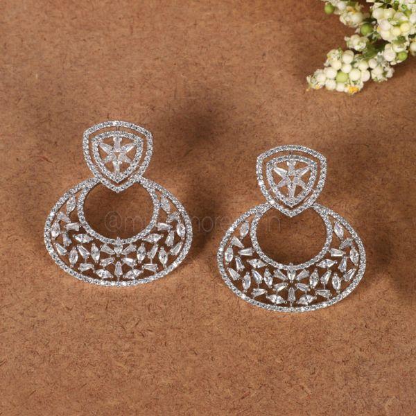 Shop For American Diamonds Earrings In India