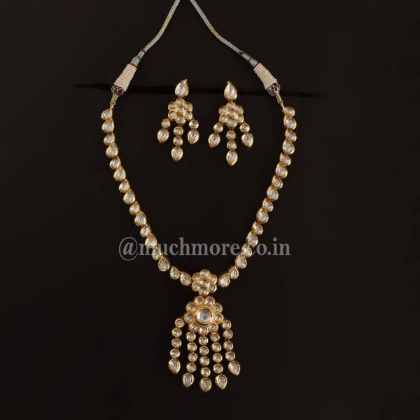 Shop kundan Necklace For Women From Latest Design