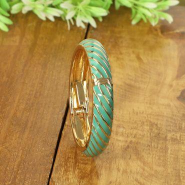 Green Fashion Bracelet