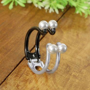 Black & Silver Fashion Bracelet