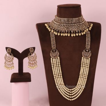 Most Attractive Bridal Choker Necklace Designs that will Sparkle your Eyes