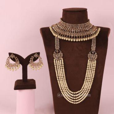 Trendiest Bridal Choker Necklace Designs for Every Kinda Bride